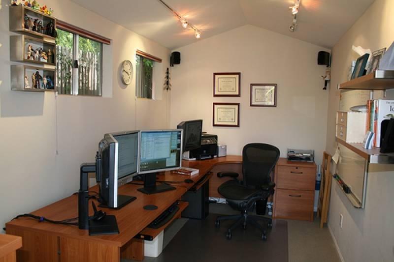 Interior Office: 6m X 3m