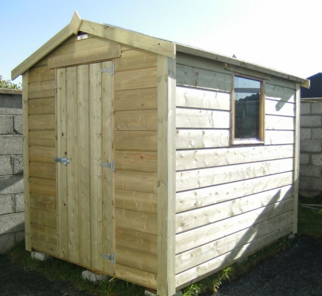 Wooden sheds galway