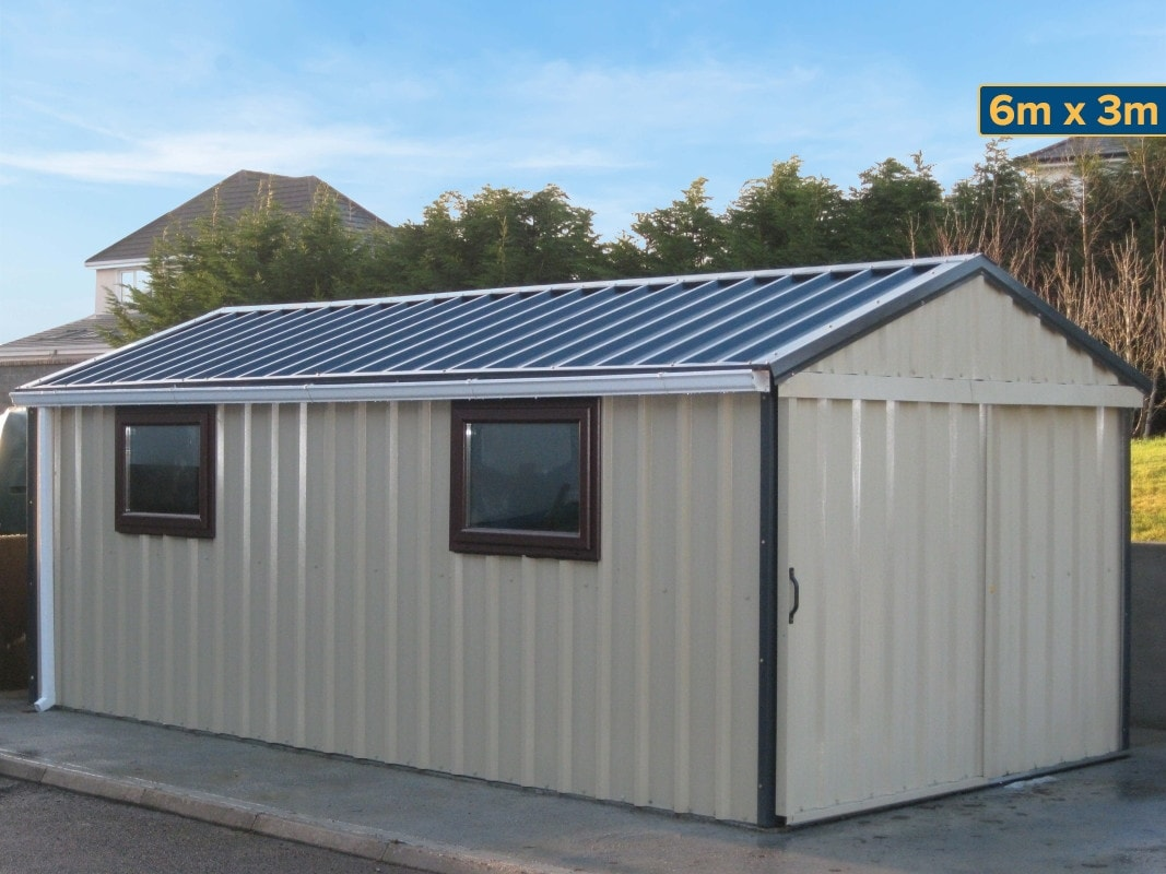 the steel shed has seen many advances since steeltech first opened its doors where once there was only one type of steel shed available now there are